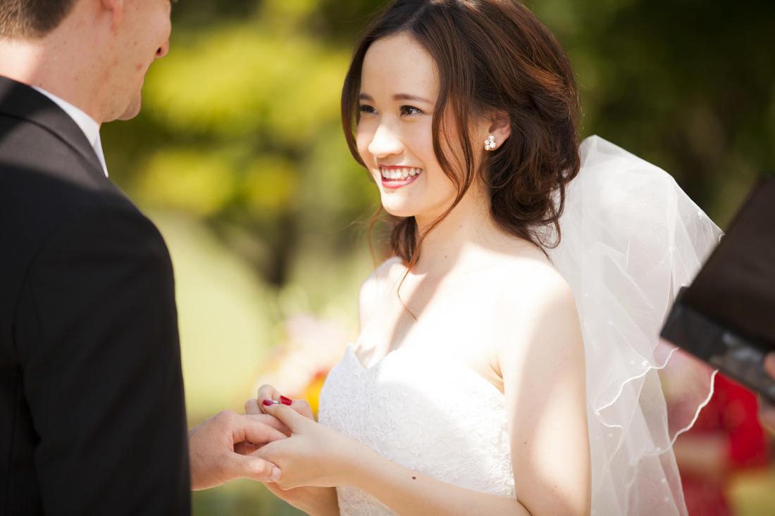 Illinois wedding hair stylist Brandy Bialek